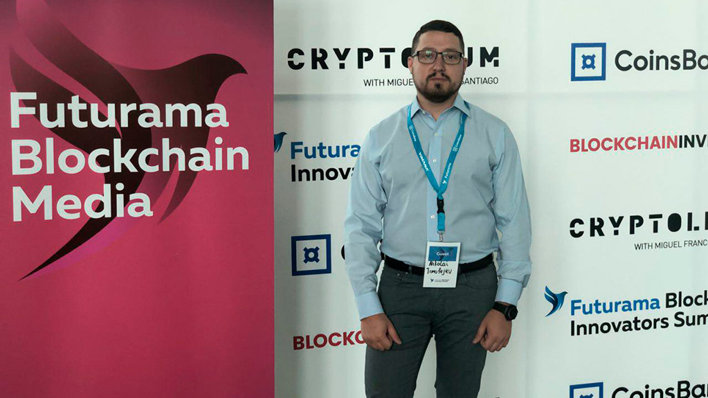 Futurama Blockchain Innovators Summit Dubai 2018
